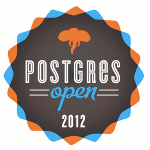 Postgres Open 2012